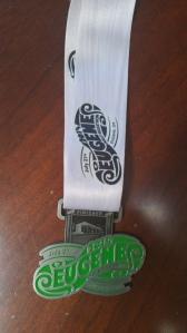 Eugene Half-Marathon 2014