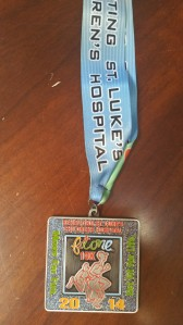 Boise Fit One 10K 2014