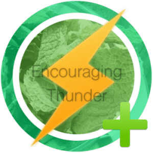 encouraging-thunder-award