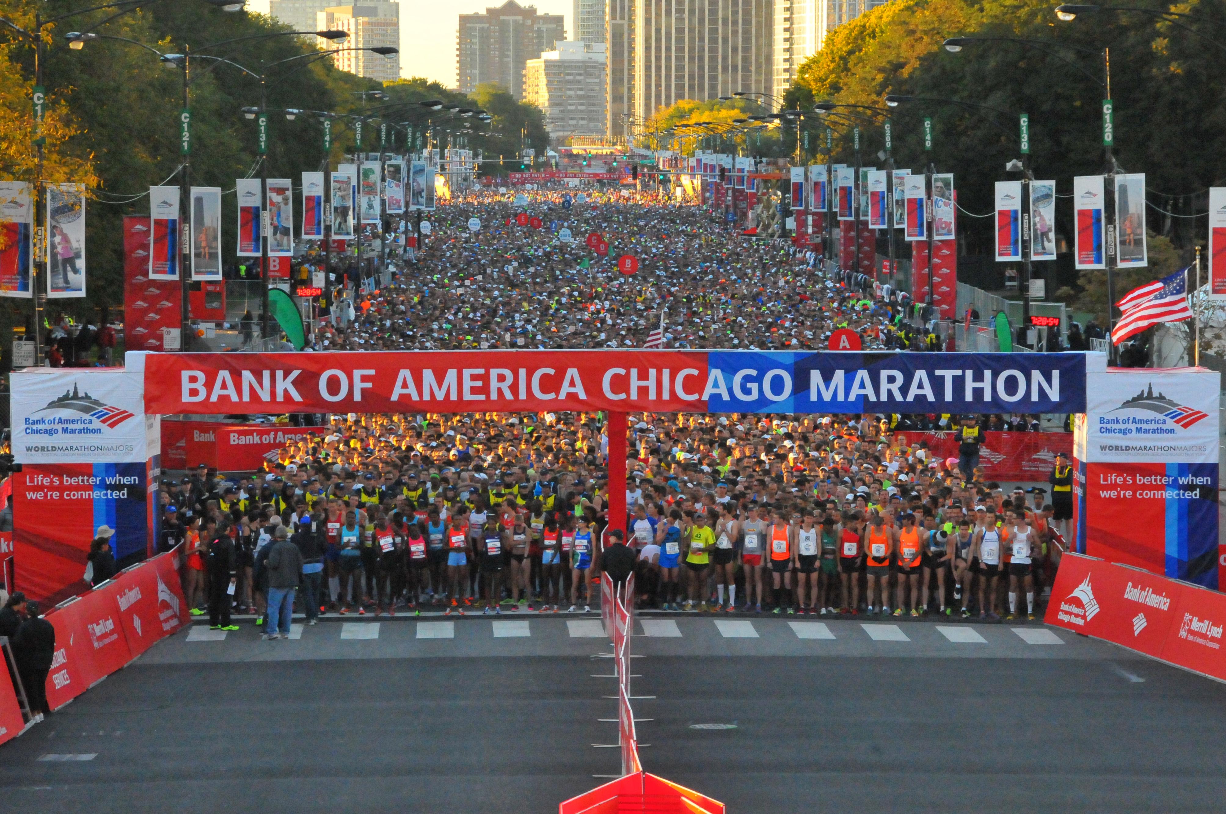 what to wear for chicago marathon