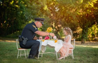 Cop-with-Girl-Chelle-Cates-Photography